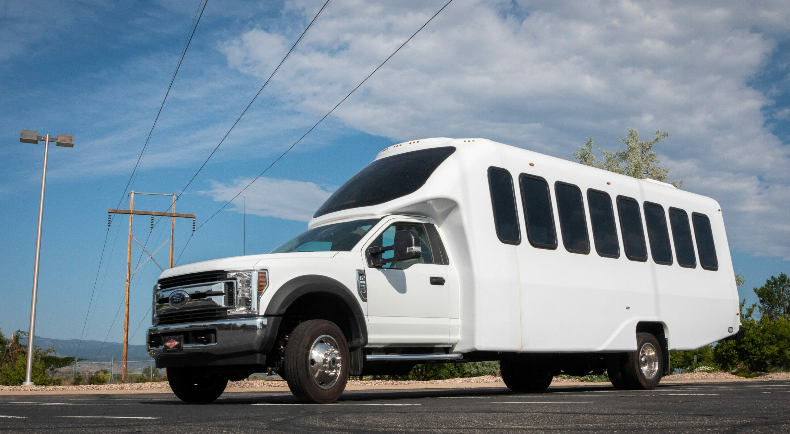 Lightning Electric Ford F-550