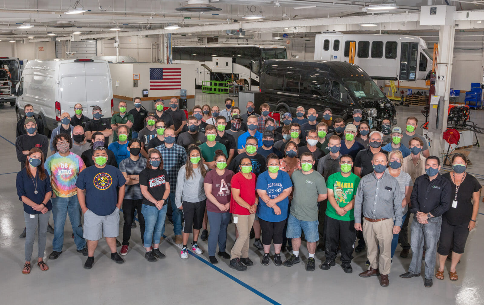 Lightning Systems team photo June 2020