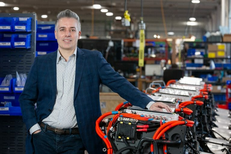 Lightning eMotors Appoints New Chief Procurement Officer
